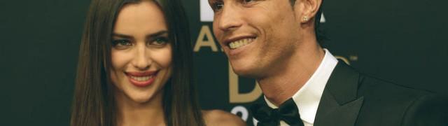 Irina Shayk and Cristiano Ronaldo — Best couples in the ...