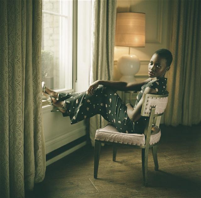 The new hot celebrity — Lupita Nyong'o  The new hot celebrity — Lupita Nyong'o The new hot celebrity Lupita Nyongo 2
