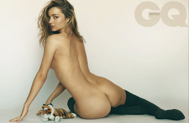 Miranda Kerr Gets Naked for British magazine GQ  Miranda Kerr Gets Naked for British magazine GQ Miranda Kerr Gets Naked to british magazine GQ 2