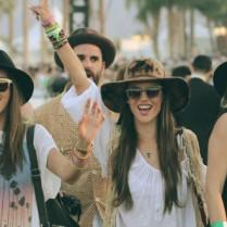 Coachella Festival |Celebrity most attending festival - Alessandra Ambrosio and Miranda Kerr and Swanepoel