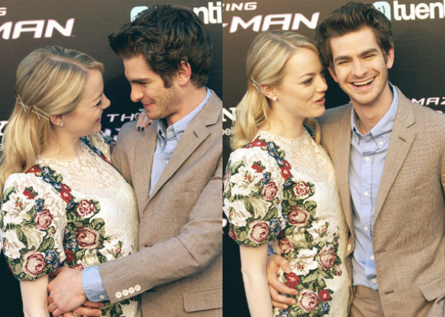 Emma Stone and Andrew Garfield's Beverly Hills Home  Emma Stone and Andrew Garfield's Beverly Hills Home Emma Stone and Andrew Garfield Beverly Hill Home cute celebrity couple