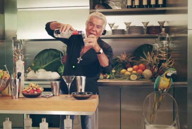 Inside Celebrity Homes — Roberto Cavalli Italian House ...