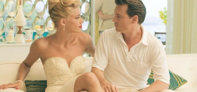 Celebrity Luxury Homes — Johnny Depp's Somerset home