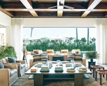 Inside Celebrity Homes - Best 10 Celebrity Living Rooms