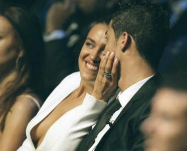 Cristiano Ronaldo and Irina Shayk cars