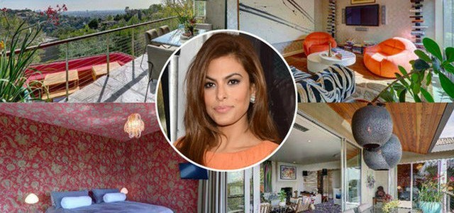 Celebrity-Homes-Eva-Mendes-House  Inside Celebrity Homes – Eva Mendes Celebrity Homes Eva Mendes House1 640x300