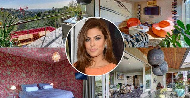 Celebrity-Homes-Eva-Mendes-House  Inside Celebrity Homes – Eva Mendes Celebrity Homes Eva Mendes House1