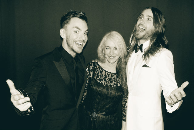 Celebrity homes mom and jared leto