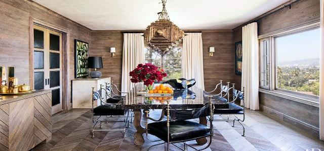 Inside Celebrity Homes - Ellen Pompeo Hollywood Home