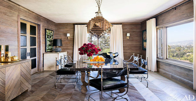 Inside Celebrity Homes – Ellen Pompeo Hollywood Home Ellenhome