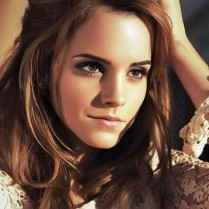 Emma Watson is now a single lady