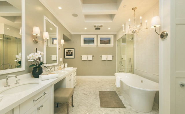 Celebrity Homes in Los Angeles Top 10 — Celebrity Homes in Los Angeles Top 10 Celebrity Homes in Los Angeles mila kunis ashton kutcher home LA bathroom
