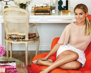 Inside Celebrity Homes: Lauren Conrad's Beverly Hills Home