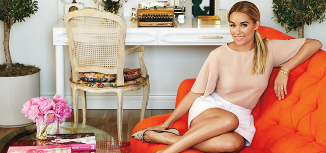 Inside Celebrity Homes: Lauren Conrad's Beverly Hills Home  Inside Celebrity Homes: Lauren Conrad's Beverly Hills Home laura conrad new home beverly hills 2014 640x300