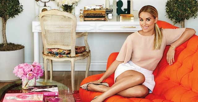 Inside Celebrity Homes: Lauren Conrad's Beverly Hills Home laura conrad new home beverly hills 2014