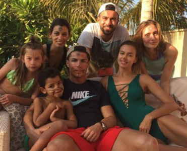 Cristiano Ronaldo and Irina Shayk Split– All the Details4