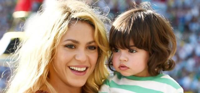 Pregnant celebrities meet the mothers of 2015_shakira_kid0
