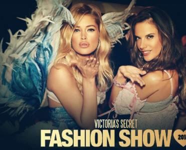 Victoria Secret Fashion show 2014 - London