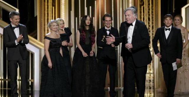 Celebrity Gossip - Golden Globes – The Winners List_Boyhood0