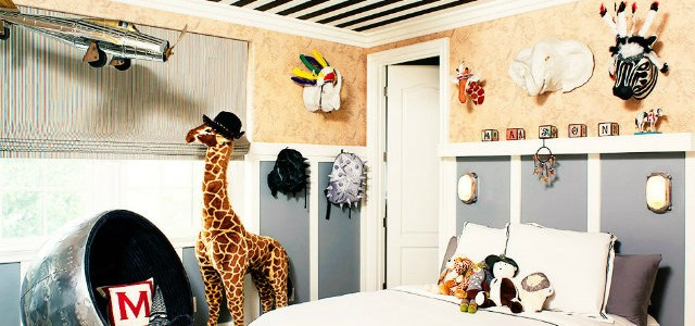 Inside Celebrity Homes – Kids Bedrooms  Inside Celebrity Homes – Kids Bedrooms Inside Celebrity Homes     Kids Bedrooms Kourtney Kardashians Son0 640x300