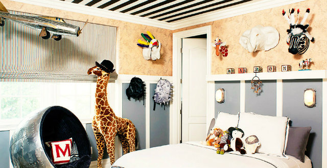 Inside Celebrity Homes – Kids Bedrooms Inside Celebrity Homes     Kids Bedrooms Kourtney Kardashians Son0