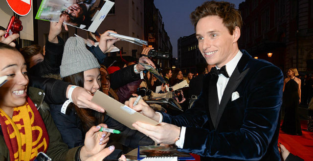 10 Eddie Redmayne_BAFTA Awards Highlights  BAFTA Awards:  Highlights 10 Eddie Redmayne BAFTA Awards Highlights