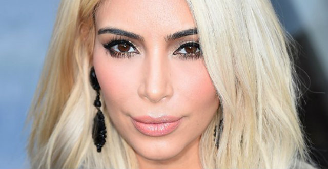 Celebrity Gossip Kim Kardashian is no longer a blonde girl (5)  Celebrity Gossip: Kim Kardashian is no longer a blonde girl Celebrity Gossip Kim Kardashian is no longer a blonde girl 5