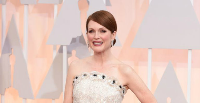 Celebrity Homes Julianne Moore's New York City Home (1)  Celebrity Homes: Julianne Moore's New York City Home Celebrity Homes Julianne Moores New York City Home0