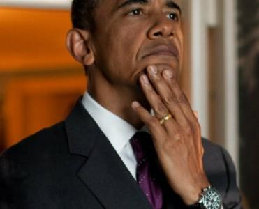 Celebrity Homes how to store a Rolex_Obama