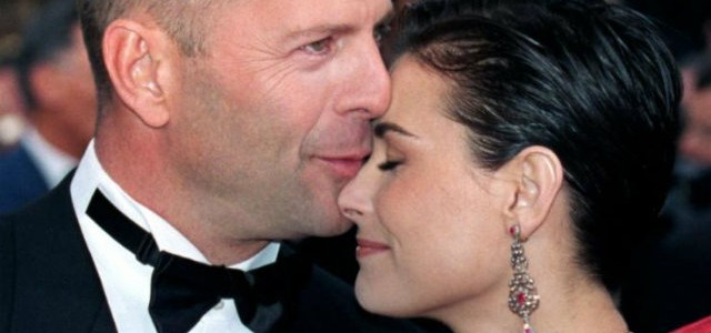 Celebrity homes Demi Moore and Bruce Willis New York Penthouse