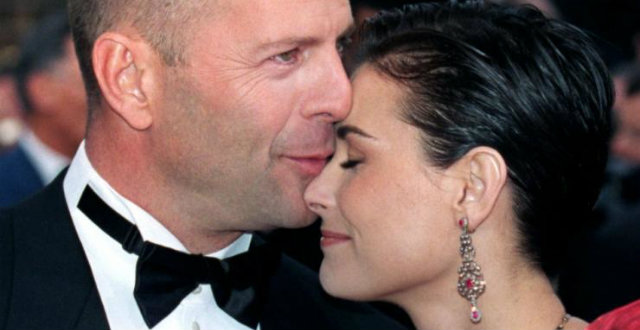 Celebrity homes Demi Moore and Bruce Willis New York Penthouse  Celebrity homes: Demi Moore and Bruce Willis New York Penthouse Celebrity homes Demi Moore and Bruce Willis New York Penthouse 2