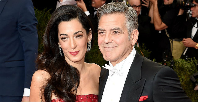 Celebrity Homes: George and Amal Clooney new home George and Amal Clooney home Celebrity Homes: George and Amal Clooney home Amal George Clooney Met Gala 20151