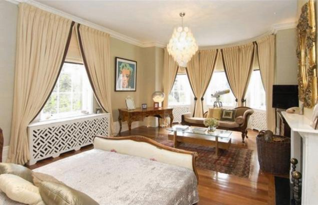 Celebrity Homes: George and Amal Clooney home