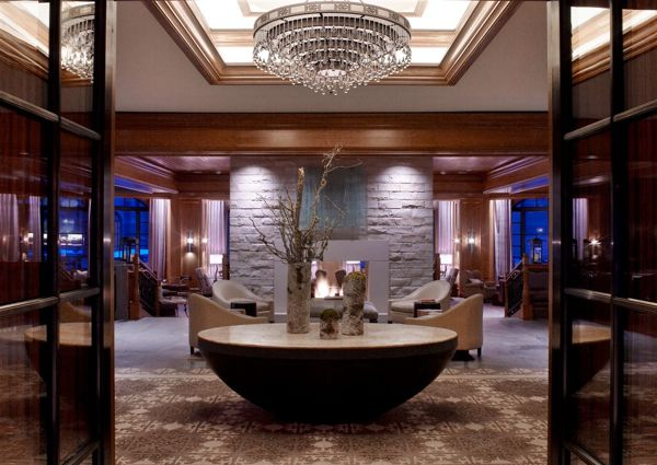 Celebrity Hotels St. Regis Aspen Resort by Rottet Studio (6)  Celebrity Hotels: St. Regis Aspen Resort by Rottet Studio Celebrity Hotels St