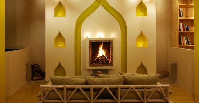 Celebrity Hotels Dar Hi Nefta by Matali Crasset