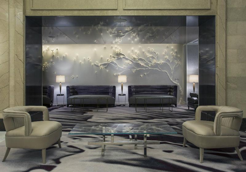 Celebrity Hotels Lowes Regency Hotel Glamour