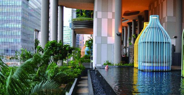 Celebrity Hotels The amazing Park Royal