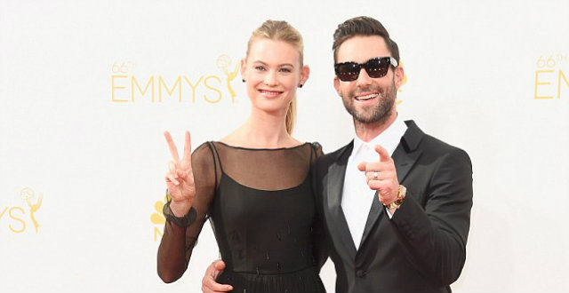 Celebrity News: Adam Levine and Behati Prinsloo Soho Loft