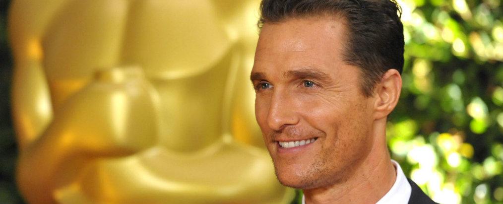 Celebrity News Matthew McConaughey's Airstream Trailer
