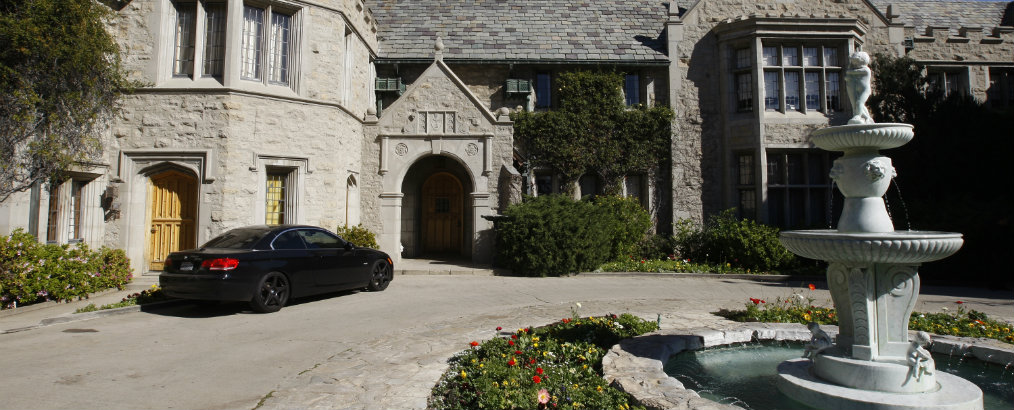 Celebrity News Playboy Mansion for sale