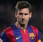 Celebrity Homes Messi House in Barcelona