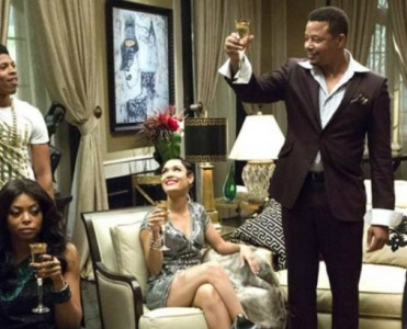 Celebrity Homes: The Outstanding Mansion at TV Serie Empire