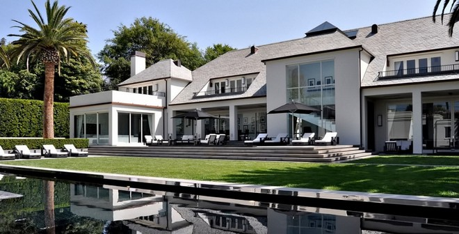 Home in Beverly Hills (12) simon cowell home Celebrity Homes: Simon Cowell Home in Beverly Hills Home in Beverly Hills 12