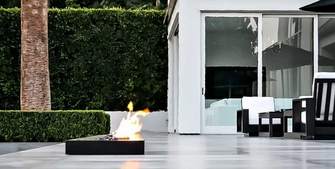 Home in Beverly Hills (8) simon cowell home Celebrity Homes: Simon Cowell Home in Beverly Hills Home in Beverly Hills 8