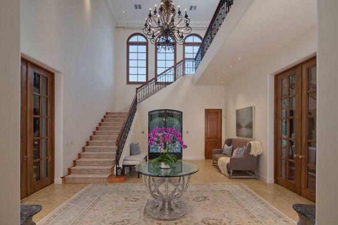 Inside Heidi Klum House An Italian Style Villa