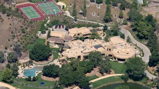 10 Most Expensive Celebrity Homes (2)