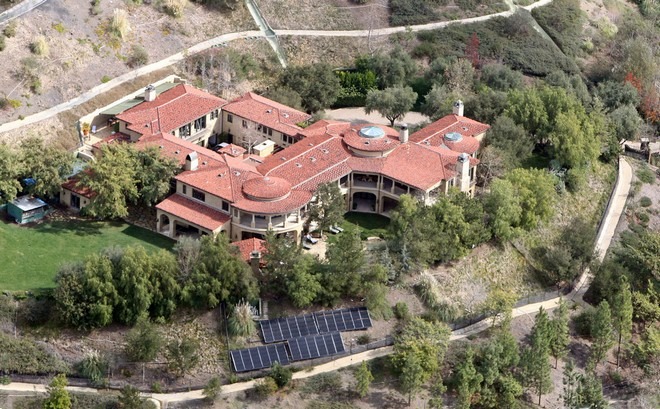 10 Most Expensive Celebrity Homes (3)