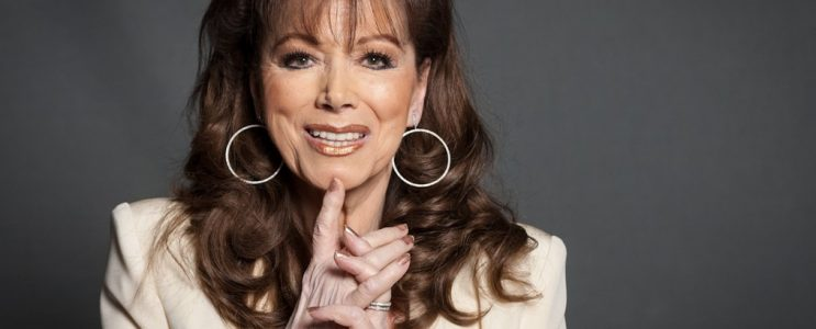 Celebrity Homes: Take a look at Jackie Collins Home
