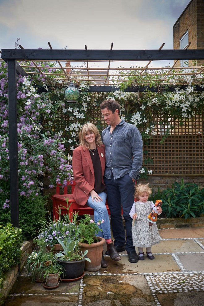 Celebrity Homes Visit Dominic West S London Home