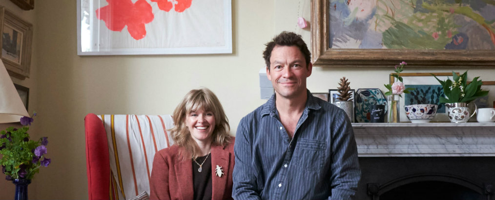 Celebrity Homes Celebrity Homes: Visit Dominic West's London Home DVfy6 um3Nbx